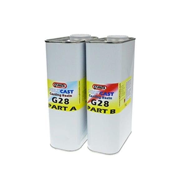 PolyCast G28 Polyurethane Casting Resin 2kg