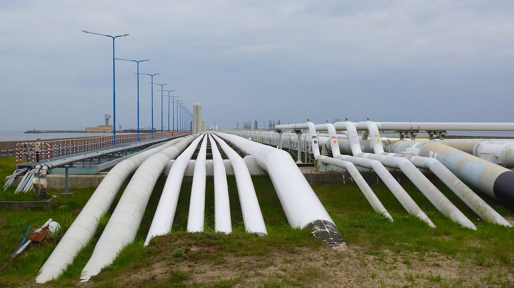 Pipes are used to transport many different materials around the world from crude oil to natural gas to water